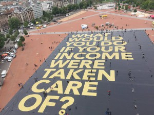 What would you do if your income were taken care of?