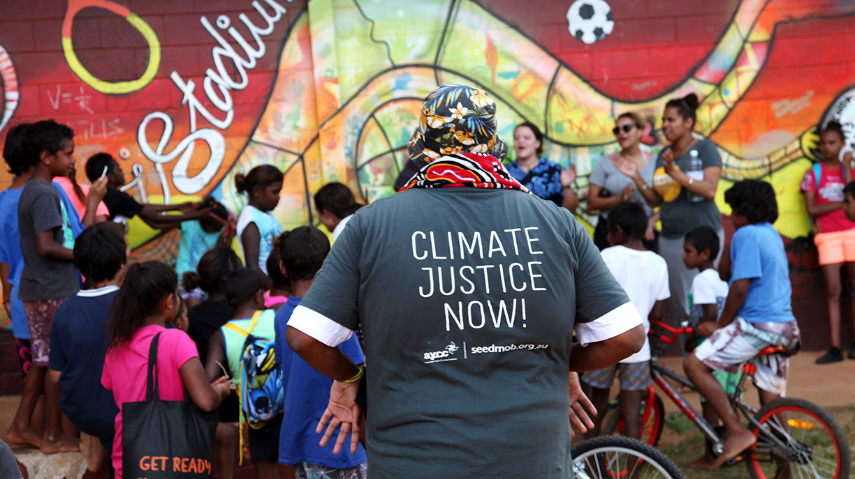 Protecting Country: First Nations People And Climate Justice