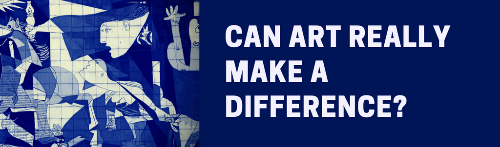 Can Art Really Make A Difference?