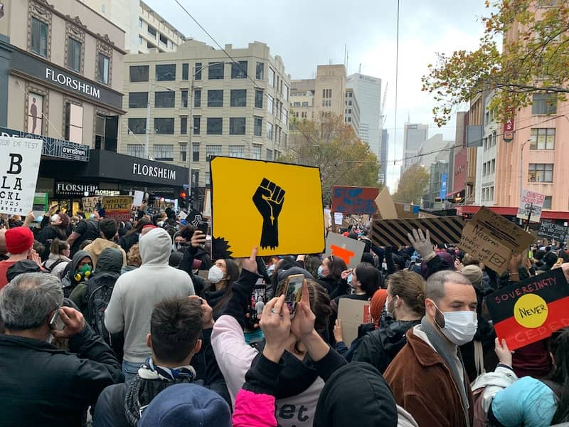 Show up and make noise: We must reject all attacks on our right to dissent